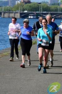 Jogging Télévie 2014 - Julie Vercauteren
