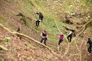 Urban Trail de Huy 2015 - A la corde