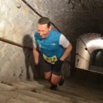 Urban Trail de Huy 2015 - Escaliers