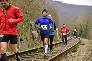 Urban Trail de Huy 2015 - Partie vicinal