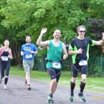 Maasmarathon de Visé 2015 - Alexis Dor & Guy Lambert