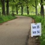 Maasmarathon de Visé 2015 - Kilomètre 35