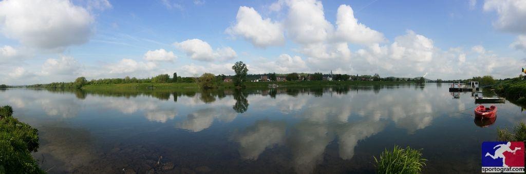Maasmarathon de Visé 2015 - La Meuse