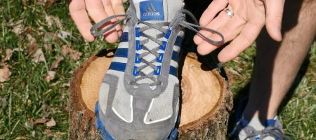 Lacets chaussure running ampoule