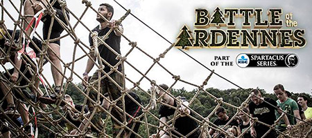 Spartacus : Battle of Ardennes 2016