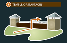 Temple of Spartacus