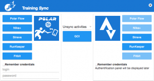 Training Sync